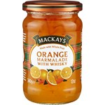 Apelsin & Whisky Marmelad (340g) (Mackays)